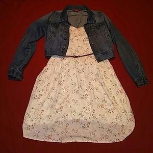 Maurice Floral Dress